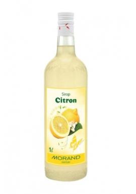 Sirop Morand Citron 100cl