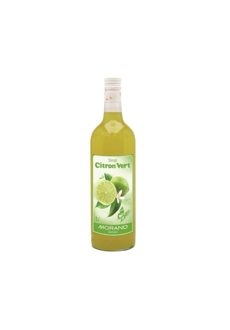 Sirop Morand Citron Vert 100cl