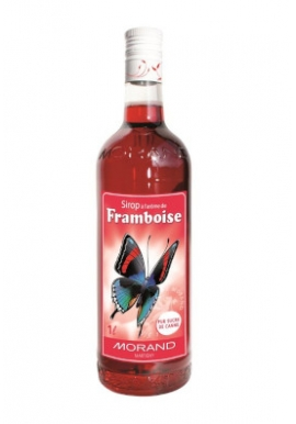 Sirop Morand Arome Framboise 100cl