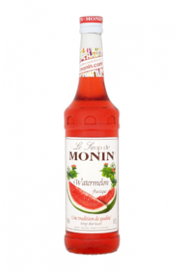 Sirop Monin Watermelon (pastèque)  70cl