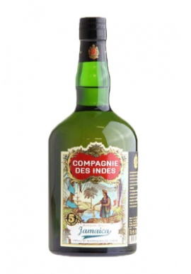 Rhum Compagnie des Indes Jamaica 5ans - Blend from Jamaica 70cl 43%