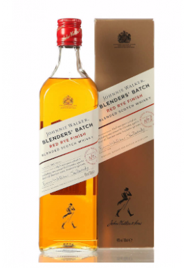 Whisky Johnnie Walker Red Rye Fininsh 70cl 40%,