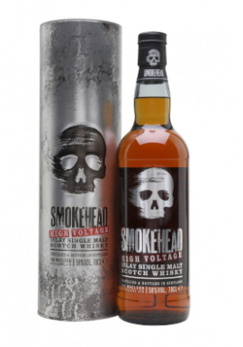 Whisky Smokehead High Voltage 70cl 58%, Single Malt Whisky, Ecosse / Islay