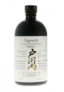 Whisky Togouchi Premium 70cl 40%, Japon