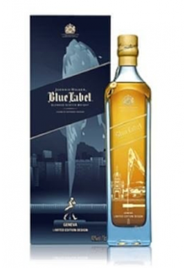 Whisky Johnnie Walker Blue Geneva 70cl 40%,