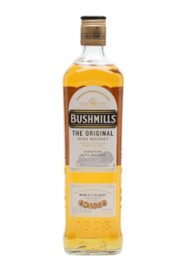 Whisky Bushmills Original 70cl 40%, Irland