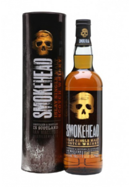 Whisky Smokehead 70cl 43%, Single Malt Whisky, Ecosse / Islay