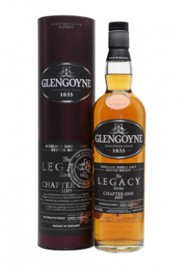 Whisky Glengoyne Legacy Series Chapter One 2019 70cl 48%, Single Malt,  Ecosse / Highlands