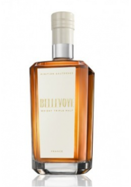Whisky Bellevoye Blanc  40% 70cl,  France