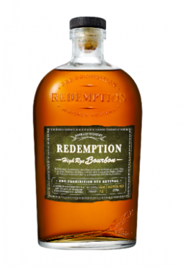 Whisky Redemption High Rye Bourbon 75cl 46%, Etats - unis