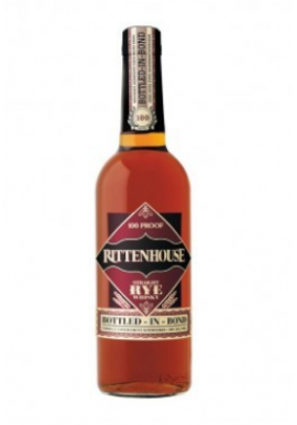 "Whisky Rittenhouse Rye 100 Proof ""Bottled-in-Bond\"" 70cl 50%, Etats-Unis"